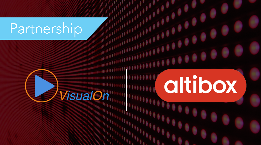 Altibox selects VisualOn to deliver the highest quality of