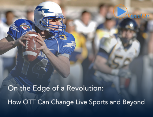 On the Edge of a Revolution: How OTT Can Change Live Sports and Beyond