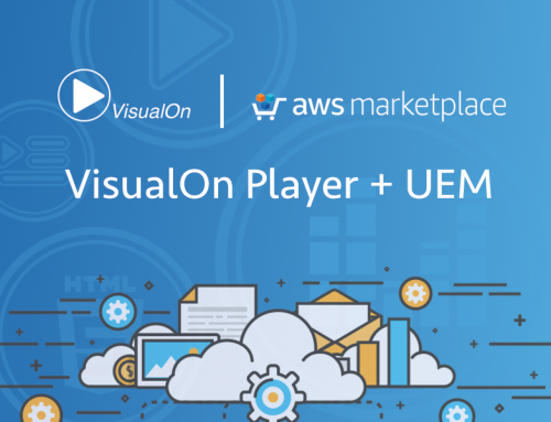 VisualOn HTML5+ Player with Built-in UEM is Coming Soon on AWS Marketplace