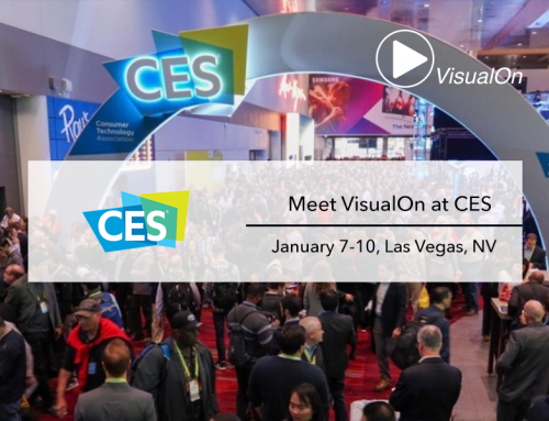 Meet VisualOn at CES 2020
