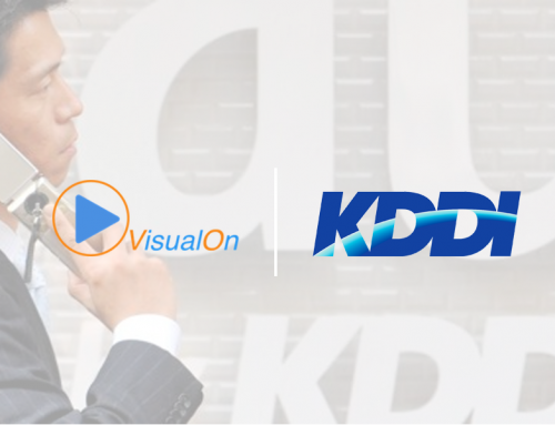 KDDI Selects VisualOn Media Player to Deliver High-Quality Streaming Video Services for its au Smart Pass Subscribers