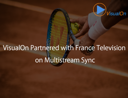 VisualOn Partnered With France Television On Multistream Sync